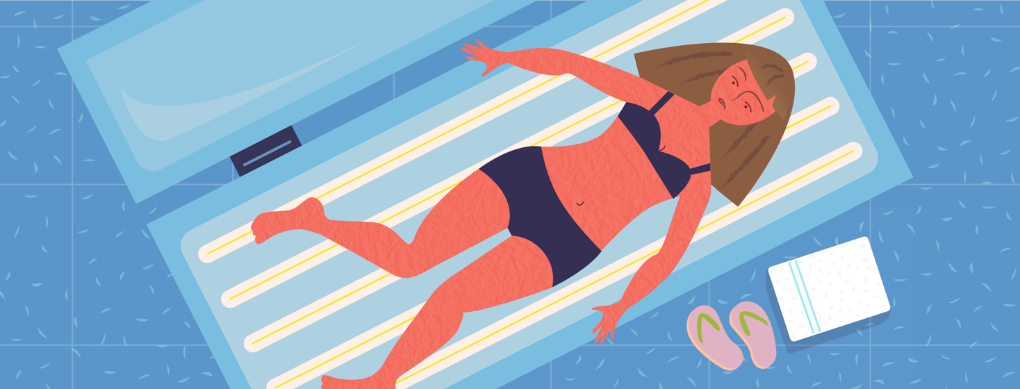 What's So Bad About Tanning Beds?