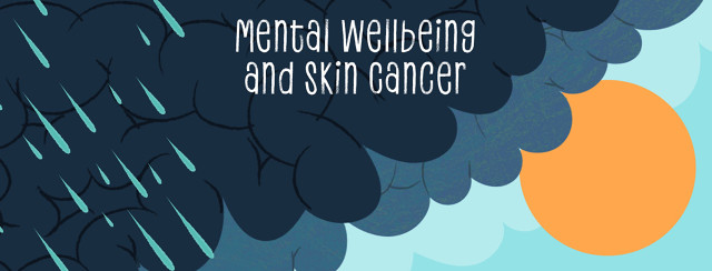 Mental Wellbeing and Skin Cancer image
