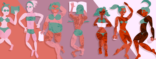 Young Women and The Risks of Tanning image