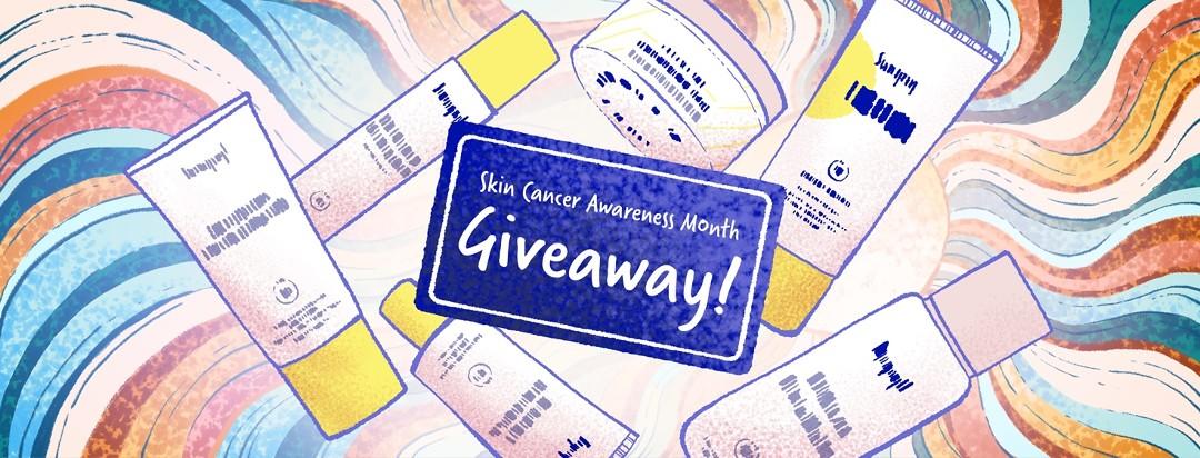 Enter The Skincancer Net Skincare Giveaway