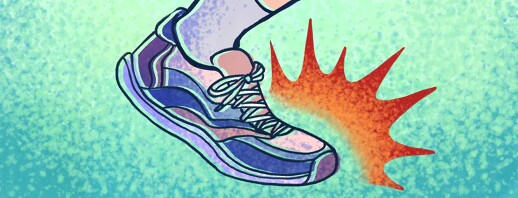 Pain in the Toe: How It Came About image